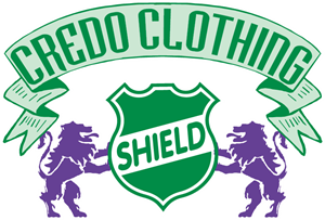 Shield Clothing Logo Vector