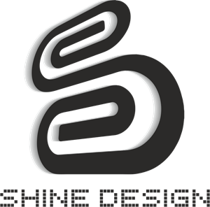 Shine Design Logo Vector