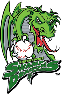 Shreveport Swamp Dragons Logo Vector