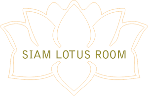 Siam Lotus Room Logo Vector