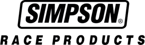 Simpson Race Products Logo Vector