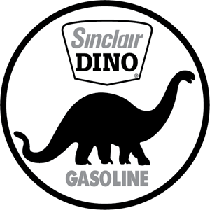 Sinclair Dino Logo Vector