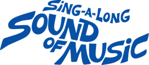 Sing-a-long-a Sound of Music Logo Vector