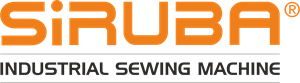 Siruba Industrial sewing machine Logo Vector