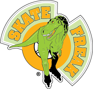 Skate Freak Logo Vector