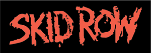 Skid Row Logo Vector
