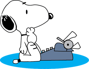Snoopy Logo Vector