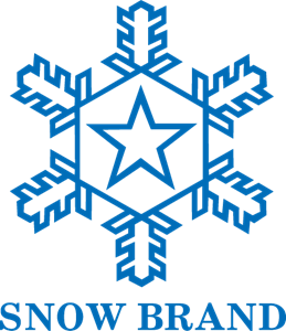 Snow Brand Logo Vector