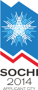 Sochi 2014 Applicant City Logo Vector