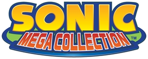 Sonic Mega Collection Logo Vector