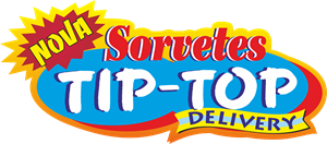 Sorvetes Tip-Top Logo Vector