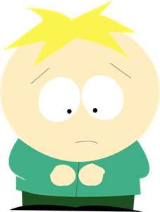 South Park - Butters Logo Vector