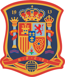 Spain Shirt Badge 2008 Logo Vector