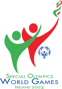 Special Olympics World Games Ireland 2003 Logo Vector