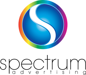 Spectrum Advertising Logo Vector