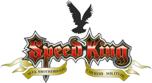Speed King Logo Vector