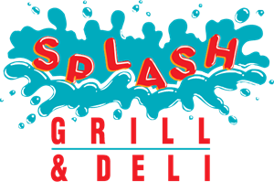 Splash Grill & Deli Logo Vector