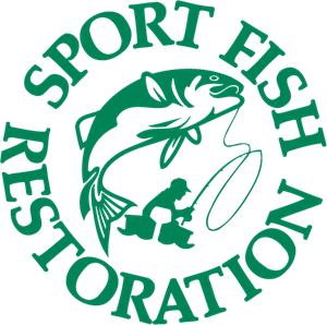 Sport Fish Restoration Logo Vector