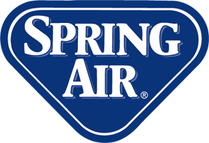 Spring Air Logo Vector