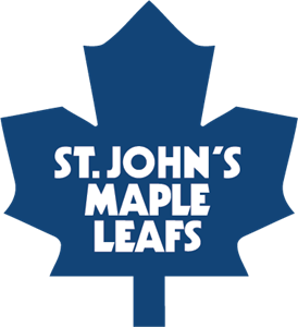 St. John's Maple Leafs Logo Vector