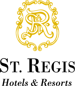 st regis logo vector