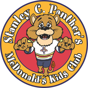 Stanley C. Panther's Kids Club Logo Vector
