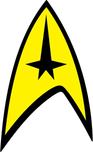 Star Trek - Original Series - Command Insignia Logo Vector