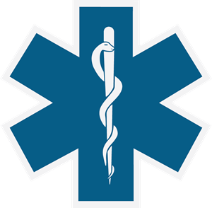 Star of Life Logo Vector