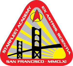 starfleet logo vector eps free download