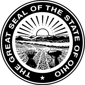 State of Ohio Logo Vector