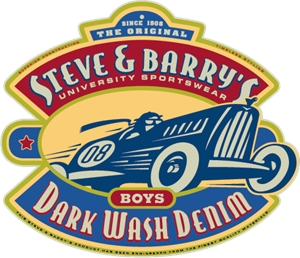 Steve & Barry's Logo Vector