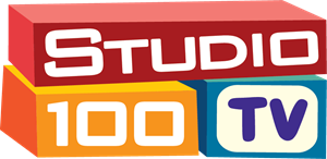 Studio 100 TV Logo Vector