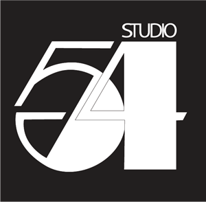 Studio 54 Logo Vector