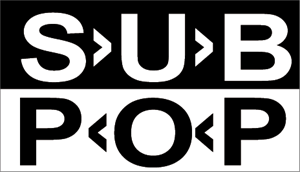 Sub Pop Logo Vector