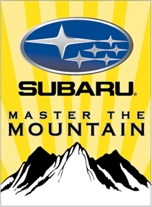Subaru Master The Mountain Logo Vector