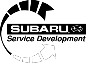 Subaru Service Development Logo Vector