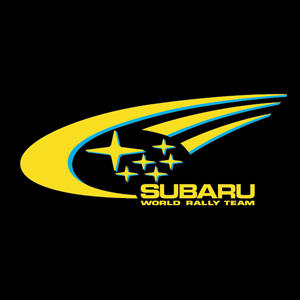 Subaru World Rally Team Logo Vector