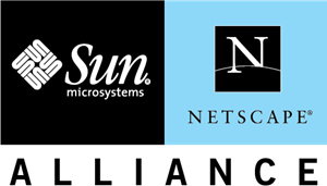 Sun-Netscape Alliance Logo Vector