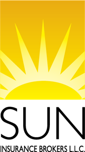 Sun Insurance Brokers L.L.C. Logo Vector