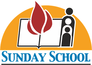 Sunday School Logo Vector