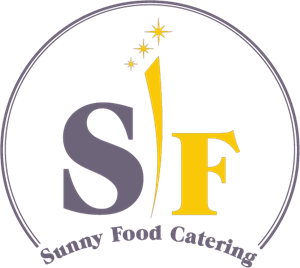 Sunny Food Catering Logo Vector