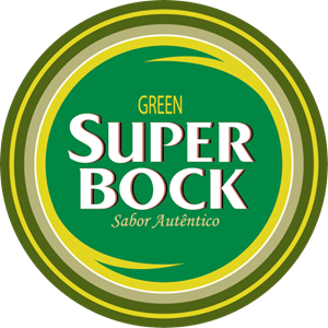 Super Bock Green Logo Vector
