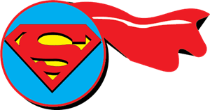 Superman Logo Vector (.EPS) Free Download