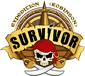Survivor Expedition Robinson Logo Vector