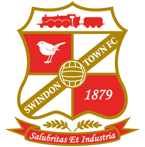 Swindon Town FC Logo Vector