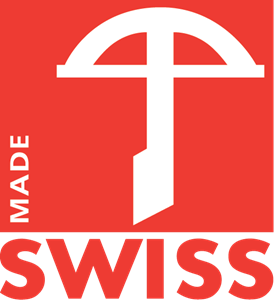 Swiss label Logo Vector