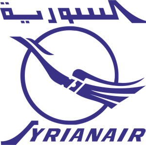 Syrian Airlines Logo Vector
