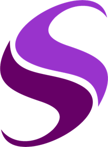 s letter logo vector ai free download