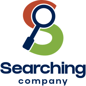 S Letter Searching Company Logo Vector