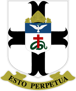 S. Thomas College Logo Vector